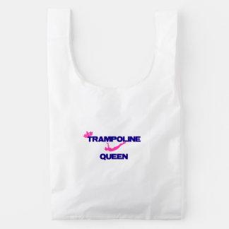 Trampoline Queen Reusable Bag