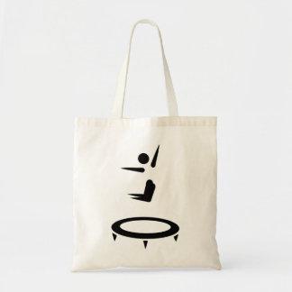 Trampoline Tote Bag