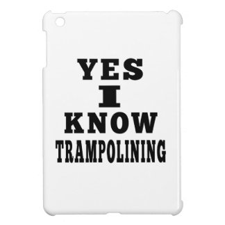 Trampolining Case For The iPad Mini