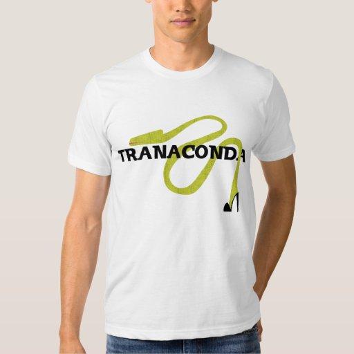 Tranaconda Playeras