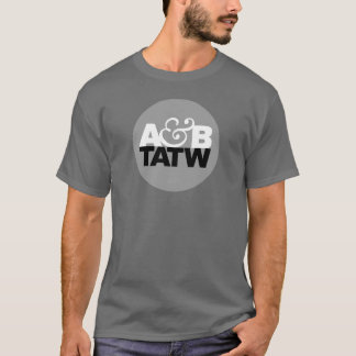 Trance Around The World (Grayscale) T-Shirt