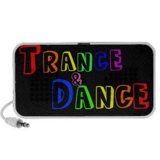 Trance & Dance speakers