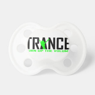 Trance Dancer design Pacifier