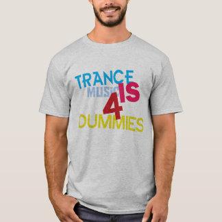 Trance For Dummies Playera