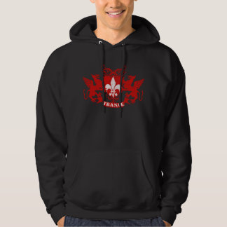 Trance Griffons Red Hoodie