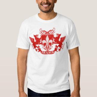 Trance Griffons Red Tshirts