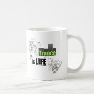 Trance Is Life Coffee Mug