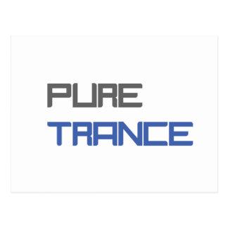 Trance puro postales