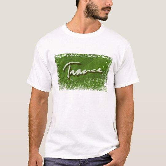 Trance Ray Green T-Shirt