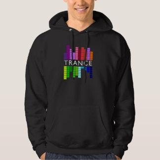 Trance Soundbar Hoodie Sweatshirt Pullover