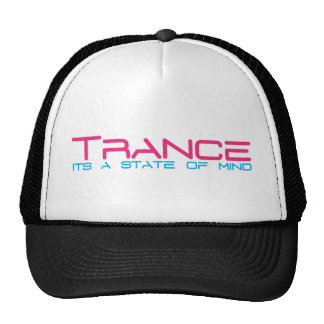 Trance - State of Mind Trucker Hat