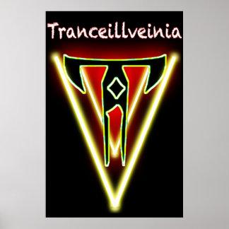 Tranceillveinia Official Poster (24x36)