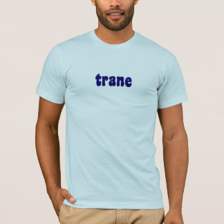Trane Blue T-Shirt