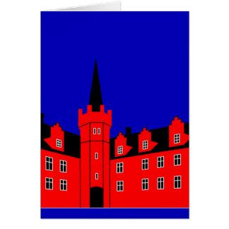 Tranekaer Palace Greeting Card