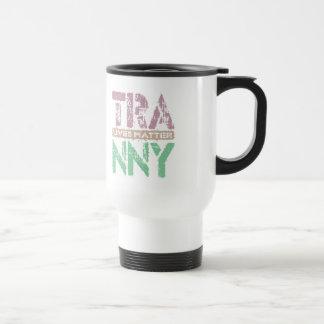 TRANNY Lives Matter - Auto Transmission Care, Plum Travel Mug