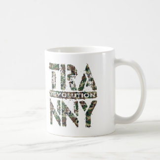 TRANNY Revolution - Next-Gen Transmissions, Coffee Mug