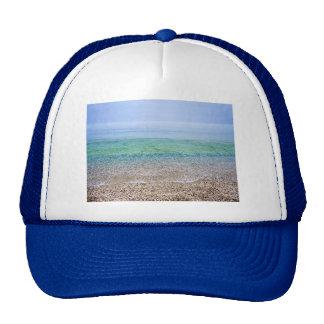 Tranquil Beach Mesh Hat