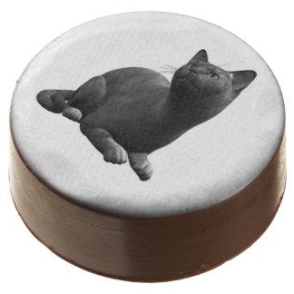 Tranquil Black Cat Oreo Cookies
