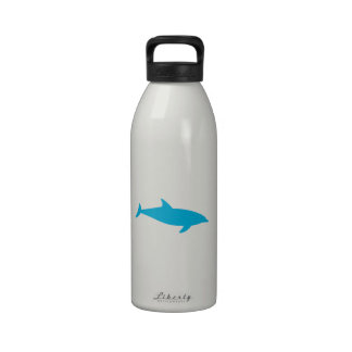 Tranquil Blue Dolphin Drinking Bottles