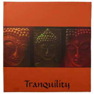 Tranquil Buddha Napkins
