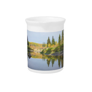 Tranquil Drink Pitcher