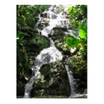 Tranquil Flow Of Nature Post Card