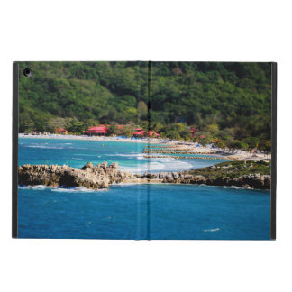 Tranquil Island Paradise Labadee Haiti Cover For iPad Air