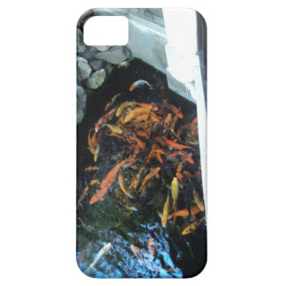 Tranquil Koi Fish Pond iPhone 5 5S Case iPhone 5 Cover