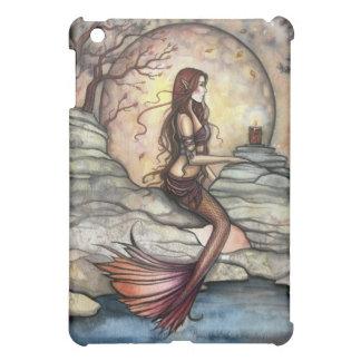 Tranquil Lagoon Mermaid Fantasy Art iPad Case