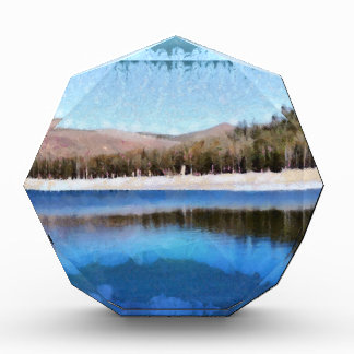 Tranquil lake and wonderful scenery award