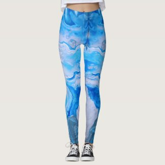 Tranquil Leggings by bcolor