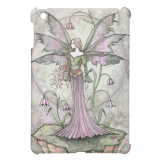 Tranquil Moon Flower Fairy iPad Case