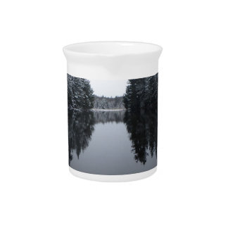 Tranquil Paddle Drink Pitcher