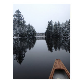 Tranquil Paddle Postcard
