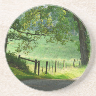 Tranquil Path Drink Coaster