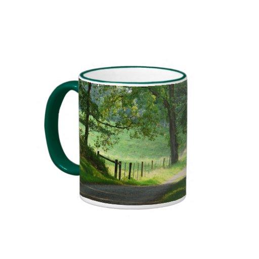 """Tranquil Path"" Mug"