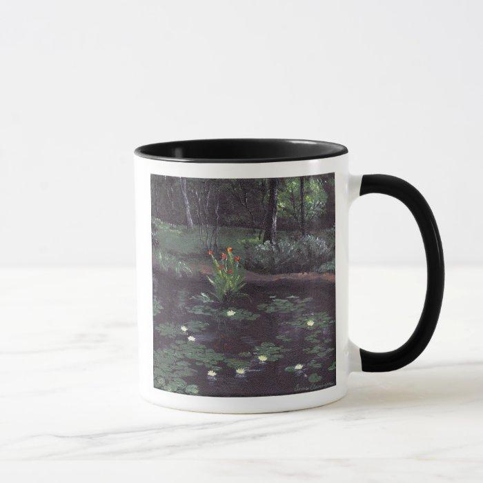 Tranquil Pond Mug