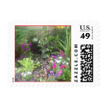 tranquil postage stamps