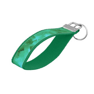 Tranquil Reflections Wrist Keychain