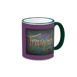 Tranquil Ringer Mug