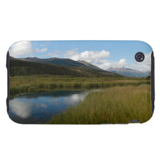Tranquil River Tough iPhone 3 Cover