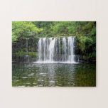 Tranquil River Waterfall Puzzles