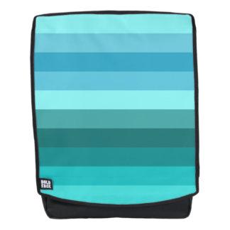 Tranquil Sea Digital Art Backpack