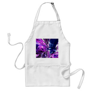 Tranquil Sedative Abstract Adult Apron