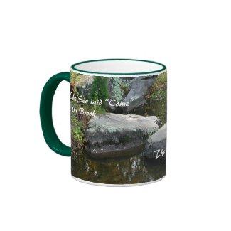 Tranquil Stream - Mug #2 mug