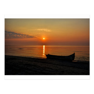 Tranquil Sunrise Postcard