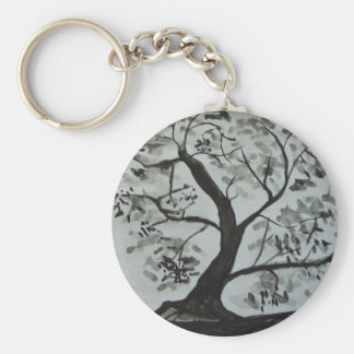 Tranquil Tree Keychains
