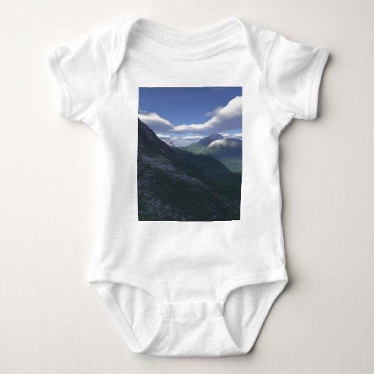 Tranquil Valley Baby Bodysuit