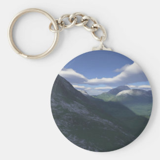 Tranquil Valley Key Chains