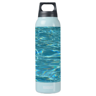 Tranquil Waters 16 Oz Insulated SIGG Thermos Water Bottle